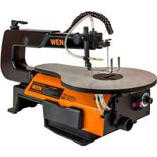 """WEN 16"""" 2-Direction Variable Speed Scroll Saw"""