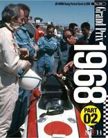 MFH Book No39 Matra V12 T100 Grand Prix 1968 PART 02 HIRO