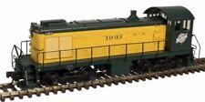 ESCALA H0 - Locomotora diésel Alco S2 Chicago & NOR Occidental Con Sonido