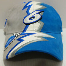 Nascar Mark Martin 6 Viagra DP Racing 100% Cotton Hat One Size Fits All Velcro