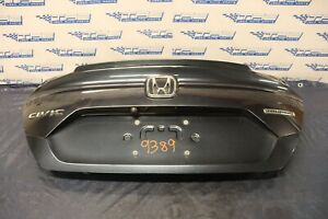 2016 HONDA CIVIC TOURING 1.5L TURBO OEM REAR TRUNK LID COVER *SCRATCHES* #9389