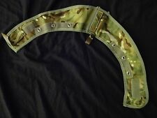 British Army Osprey MK4 BODY ARMOUR HALF COLLAR COVER - MTP  GRADE 1 - Two Piece