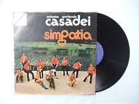 Orchestra Spettacolo Casadei –Simpatia-Disco Vinile 33 Giri LP Album ITALIA 1980