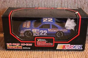 1991 Sterling Marlin #22 Maxwell House Ford 1:43 Diecast car