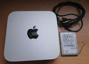 2010 Mac mini 2.66ghz Server 16GB RAM (250GB SSD + 500GB HDD) A1347 MC438LL/A