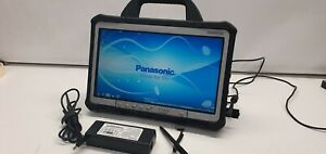 "13.3"" PANASONIC TOUGHPAD CF-D1 8GB 500GB WIN 7 DIAGNOSTICS ENGINEERS' XENTRY TAB"