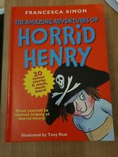 The Amazing Adventures Of Horrid Henry Book 20 Colour Stories