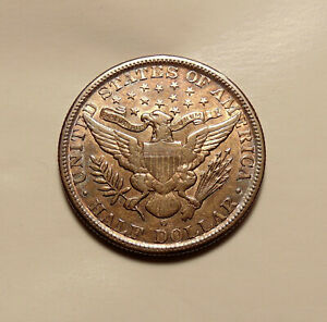 1902-O Barber Half Dollar - Better Date - Very Nice Looking Coin