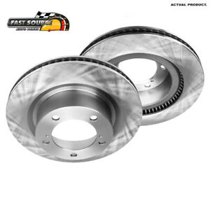 For 2007 2008 2009 2010 2011 2012 - 2015 Tundra 2 Front Brake Disc Rotors