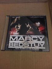 DJ KEP & DJ LOOSTER BIGGIE & HOV FROM MARCY TO BEDSTUY BLENDS MIXTAPE MIX CD