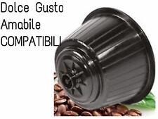80 CAPSULE CAFFE' AMABILE COMPATIBILI DOLCE GUSTO