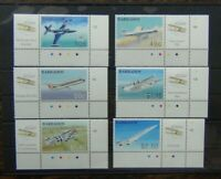Barbados 2003 Centenary of Powered Flight set LMM