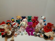 1997 Princess Diana Beanie Baby and other extremely rare Ty. Amazing lot of vtg.
