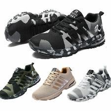Luftkissen Sneaker Herren Turnschuhe Atmungsaktiv Laufschuhe Damen Sportschuhe