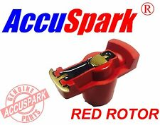 AccuSpark Red Rotor Arm for Ford Escort,Cortina,Capri,Granada Bosch Ford Pinto
