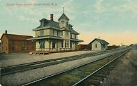BOUND BROOK NJ – Lehigh Valley Railroad Station