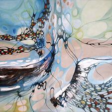 Unikat Moderne Kunst Malerei Abstrakt Öl Leinwand Xxl Bild Von Bozena Ossowski