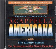 Derric Johnson with The Liberty Voices - Acappella Americana (CD 1992)