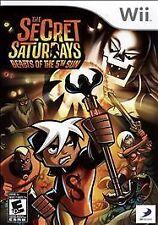 Nintendo Wii Secret Saturdays Beasts VideoGames