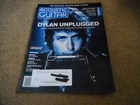 DEC 2016 ACOUSTIC GUITAR - vintage music magazine - BOB DYLAN