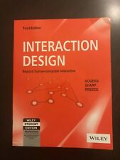Interaction Design Beyond Human Computer Interaction 3rd Edition
