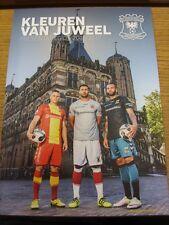 2016/2017 Go Ahead Eagles Deventer: Seasons Information Brochure/Booklet. Thanks