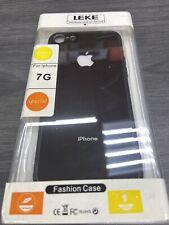 Glossy Black - iPhone 7/8 World's 1st LED Light Illuminated Apple Logo