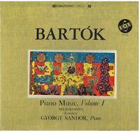 Bartok: Piano Music Volume I (Mikrokosmos Complete) / Gyorgy Sandor - LP