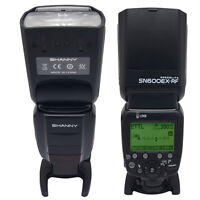 Shanny SN600EX-RF 2.4G Wireless Radio TTL Master Slave Speedlite Flash for Canon