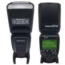 Shanny SN600EX-RF 2.4G Wireless Radio TTL Master Slave Speedlite Flash for Canon