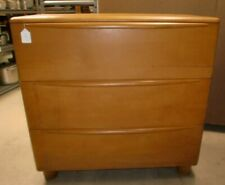 Heywood Wakefield Chest with 3 Drawers As Found