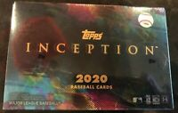 2020 Topps Inception Baseball Hobby Box - Factory Sealed