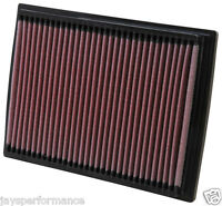 KN AIR FILTER (33-2201) REPLACEMENT HIGH FLOW FILTRATION