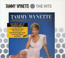 Tammy Wynette - Anniversary: 20 Years of Hits [New CD]