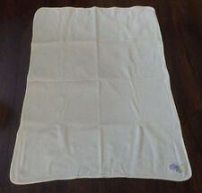"Wiggly Worm Caterpillar Baby Blanket Nursing Blanket Circo 32""x28"""