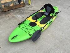 285cm Fishing Kayak SUP Stand Up Paddle Board SUP Yak SUP Paddle Seat Lime