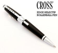 Cross Edge Roller Ball Pen, Jet Black
