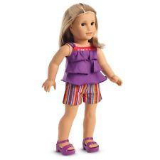 NEW American Girl - Summertime Stripes for 18-inch Dolls