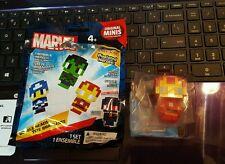 Marvel Mini Bobble Head Pixelmator Iron Man