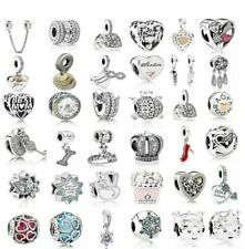 New Authentic Genuine PANDORA Charms ALE S925 Sterling Silver + Free Pouch
