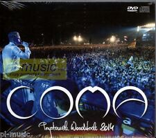 = COMA  - Przystanek Woodstock 2014 live ///DVD + 2 CD sealed from Poland