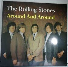 "THE ROLLING STONES - Around and Around < 12"" LP, London 1964 Ri, near Mint"