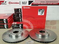 FOR HONDA CIVIC 2.0 TYPE R EP3 FRONT BREMBO BRAKE DISC DISCS 300mm 2001-2005