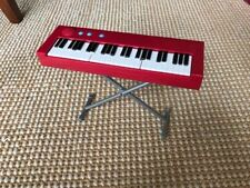 "18"" Doll Mini Piano Keyboard Instrument For American Girl Our Generation Doll"