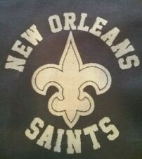 New Orleans Saints baby bib