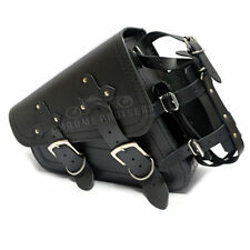 Sacoches et valises latérales noirs pour motocyclette 5L