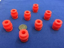 8 Pieces RED  Gimbal Z15  FPV Anti-Vibration Rubber Dampener Ball b24
