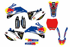 YZ250F YZ450F 06-09 decal graphic kit YZ450F stickers 2006 TO 2009 stickers kit