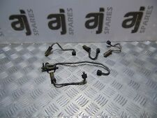 NISSAN X TRAIL 2.2 2004 FUEL INJECTOR FEED PIPES