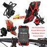 Cycle Motorcycle Bike Bicycle Mount Holder for GPS & Cell Phone MTB
